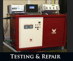 Testing and Repair Services